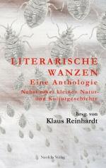 Literarische Wanzen - Cover